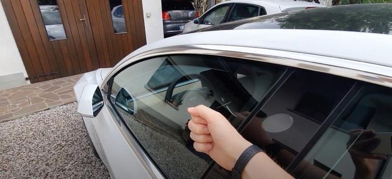 Casio watch tesla key
