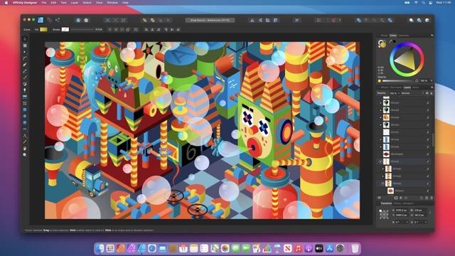 Affinity designer running on macos big sur article md 2x
